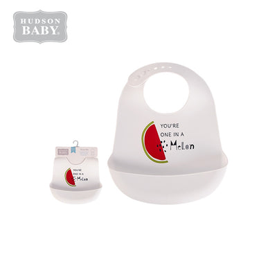 Baby's Silicone Bib 00587 - 0729 - Little Kooma