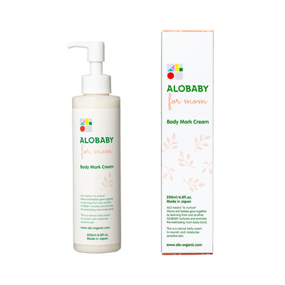 Alobaby Baby For Mom Body Mark Cream 200ml - Little Kooma