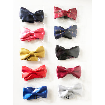 Boy's Plain Bowtie - Little Kooma