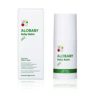 ALOBABY Baby Balm (19g) - Indoors and Outdoors Organic Baby Moisturizer - Little Kooma