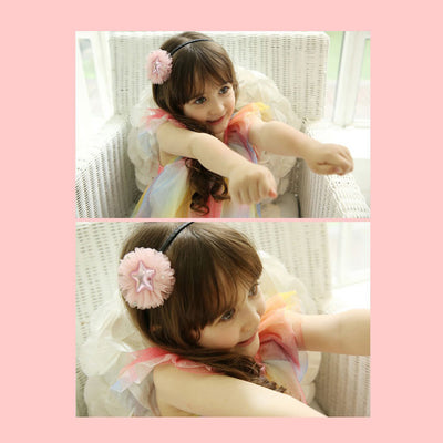 Baby Kids Girl's Star Headband - Little Kooma