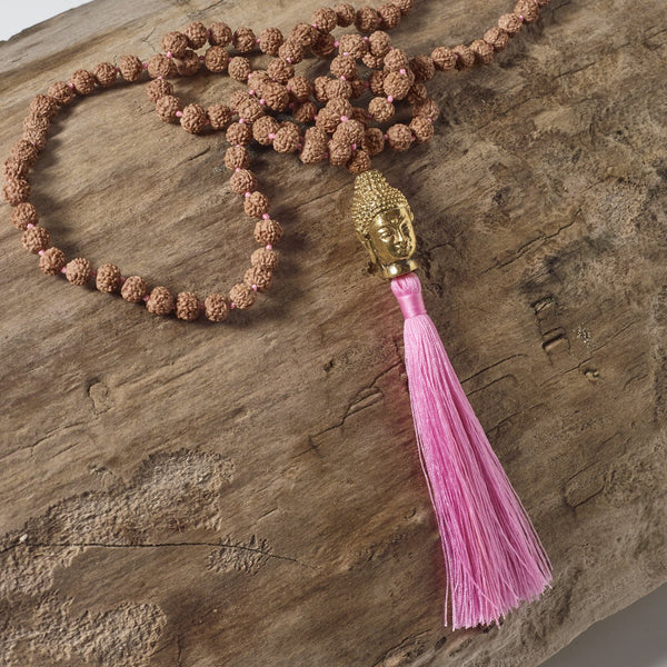 Friendship Tassel Necklace