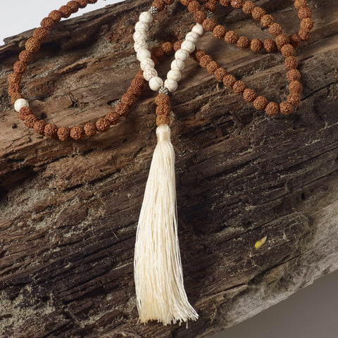 Aatvarang Tassel Necklace