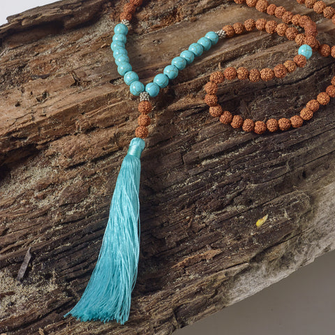 Protector of Love Tassel Necklace