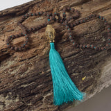 Abundance Tassel Necklace
