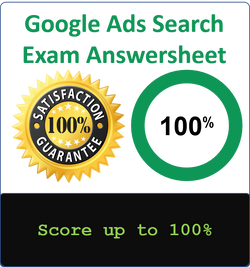 Google Search Advertising Exam Guide