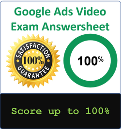 Google Video Advertising Exam Guide