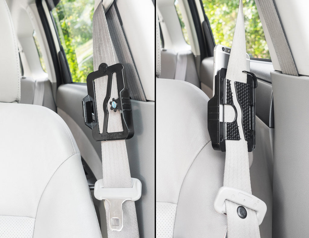 StrapCaddy Hands-Free Phone Holder