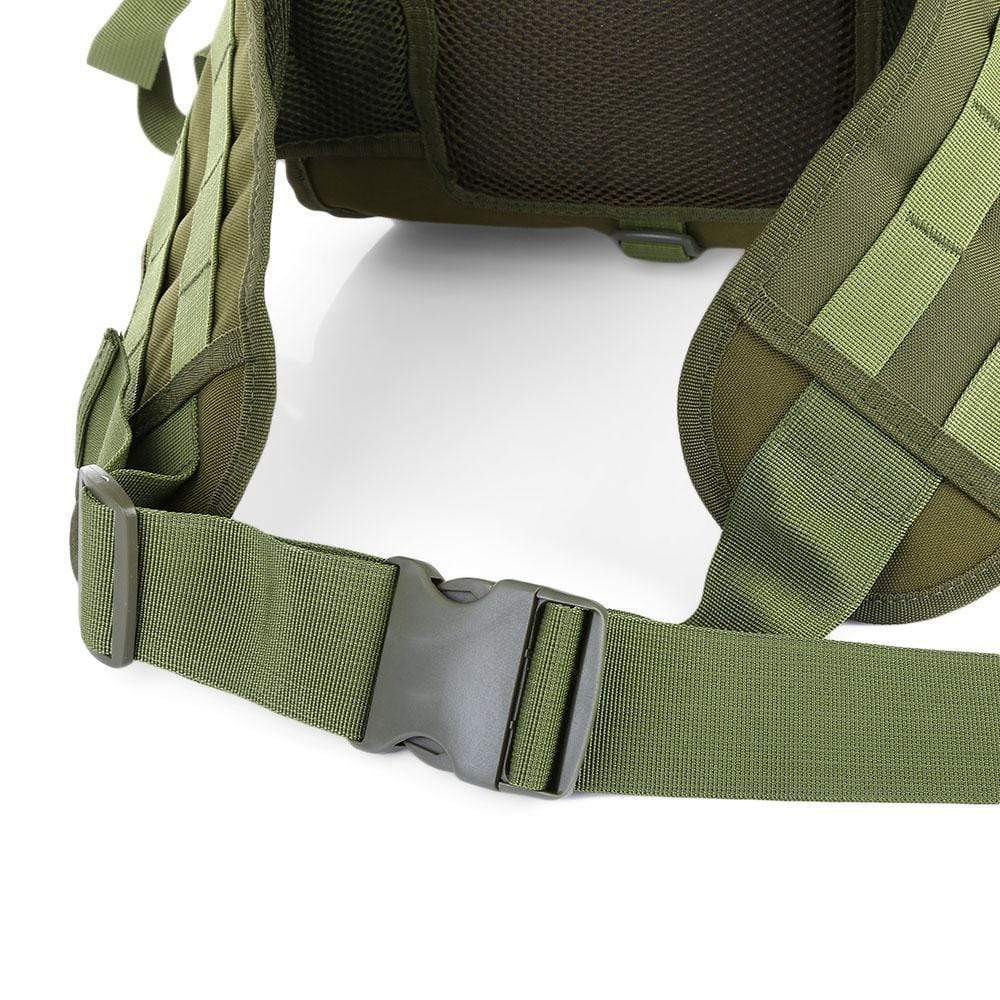 Survival Gears Depot Backpacks Tactical Assault Rifle Backpack/ Military Carry /Roll-Pack Gun Storage