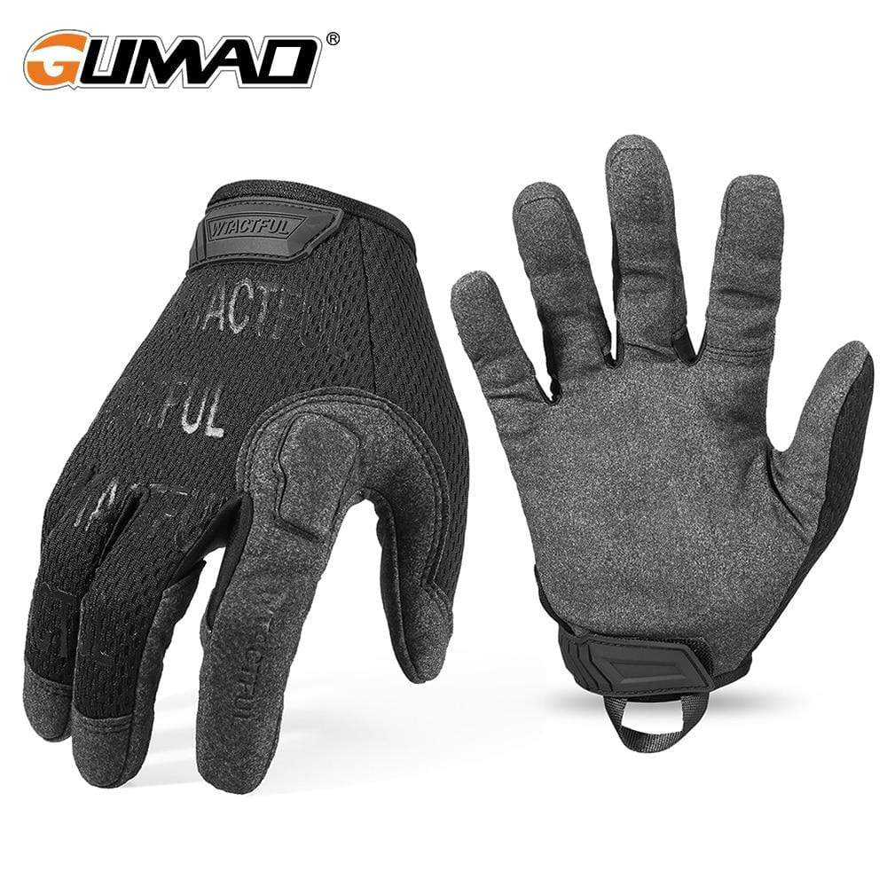 Survival Gears Depot Hiking Gloves Full Finger Military Army Tactical Gloves