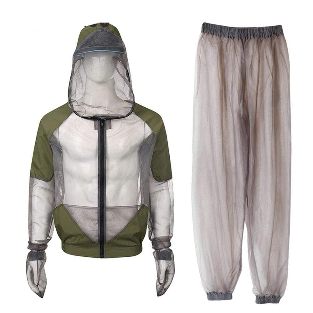Easy Buy Online Hiking Shirts M Anti-mosquito Ultra-Light Hooded Suit