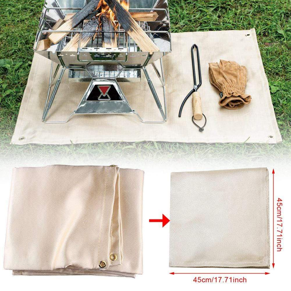 Survival Gears Depot Outdoor Tools Outdoor Camping Fire Cloth
