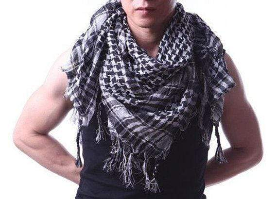 Survival Gears Depot Shemagh Head Neck Scarf