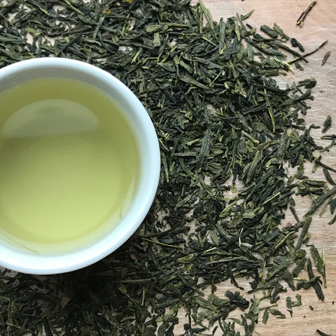 Sencha Green Tea - TheAkronHouseTeaCo.