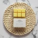 Lemon & Lavender Soy Wax Melts