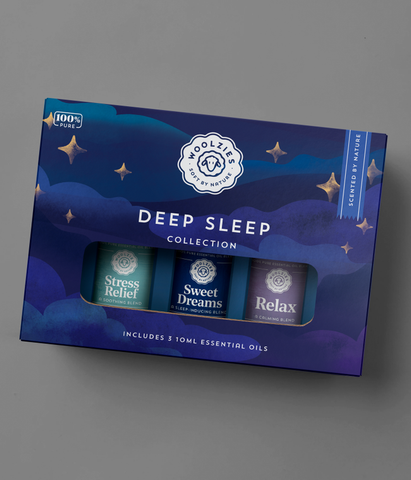 Deep Sleep Essential Oil Collection