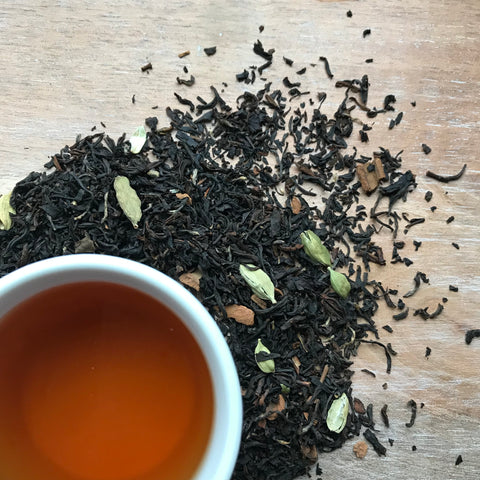 Spiced Orange - TheAkronHouseTeaCo.