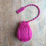 Silicone Owl Infuser