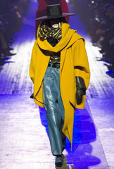 Marc Jacobs eighties inspired fashion at NYFW