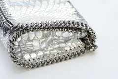 Stella McCartney clutch @ ibagzy bag rental northern ireland