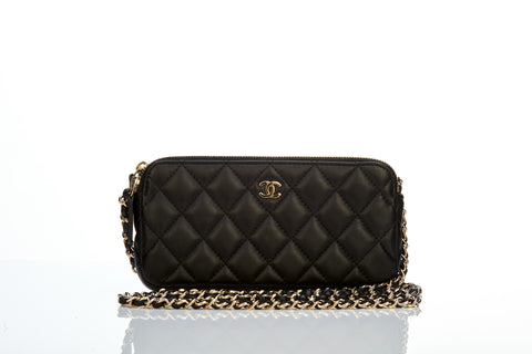 026-Orb Patent Leather Clutch - £30 p/wk