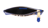 Moschino Blue Logo Strap Clutch Ibagzy Rental Bag Northern Ireland