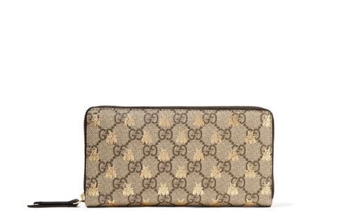 013-GG Supreme Bees Continental Wallet - £25 p/wk