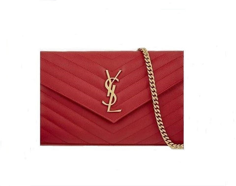 003-Monogram Glitter Kate Clutch - £45 p/wk