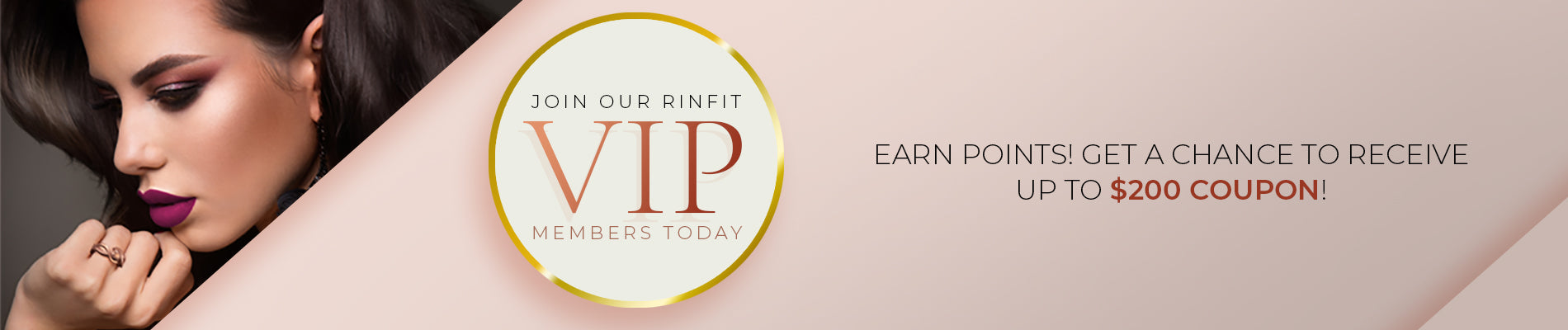 vip POINTS RINFIT SILICONE RINGS