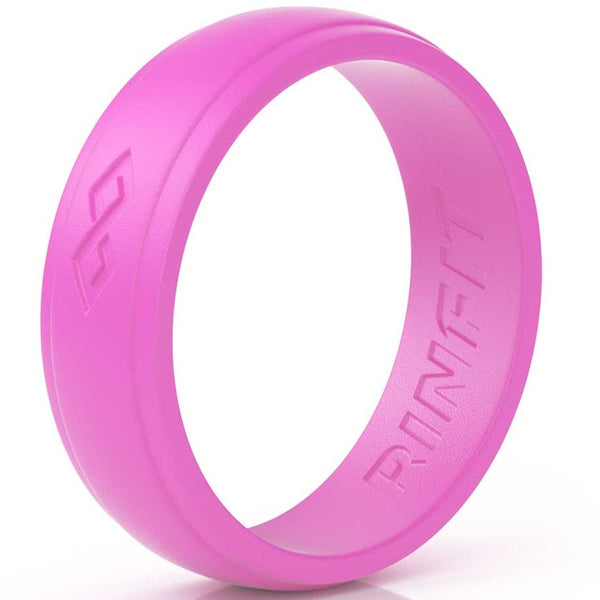Silicone Wedding Ring for Men- 3 Rings Pack - Infinity 4love Collection