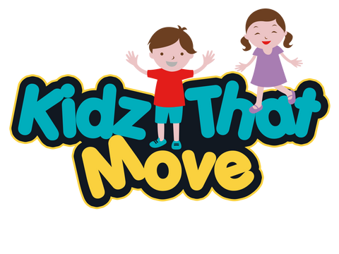 Kidz That Move Program Logo