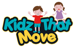 Kidz That Move Home Logo