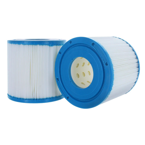 Replaces Unicel C-4401, Pleatco PRB17.5SF-JH-PAIR • Twin Pack Hot Tub & Spa Filter Cartridges-Filter Cartridge-FilterDeal.com