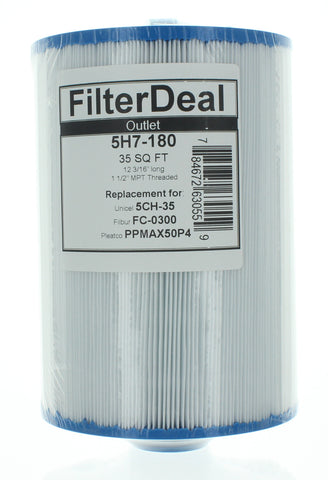 Sta-Rite 25021-0200S (S7M120), 25021-0200S  Replacement • Pool Filter Cartridge System OEM Standards