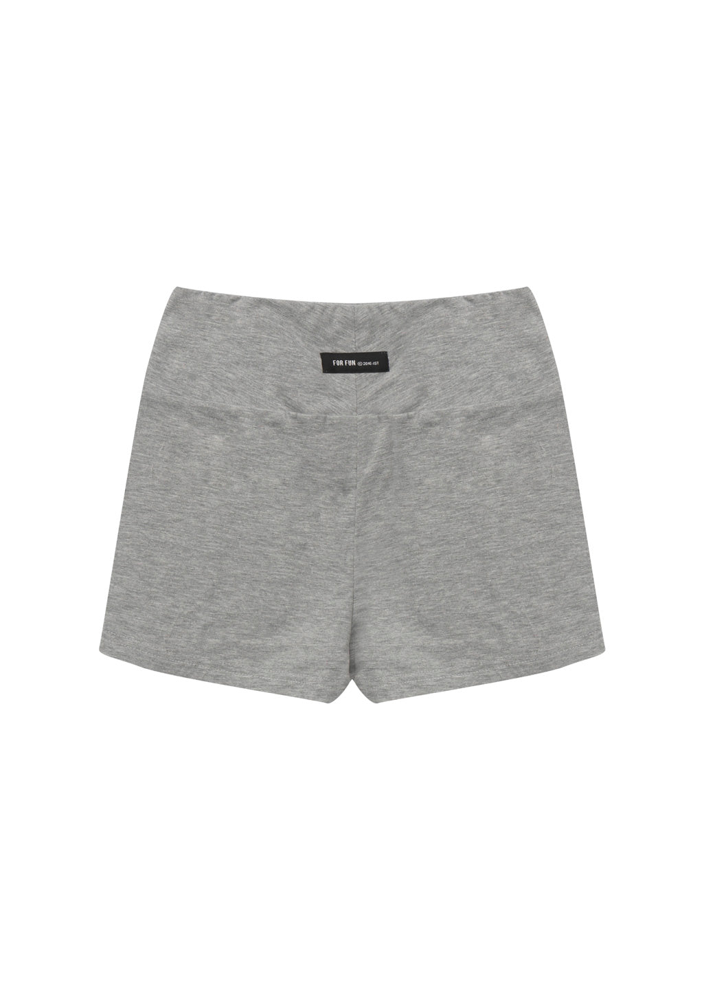 FF / High Waist Short Tight (grey)