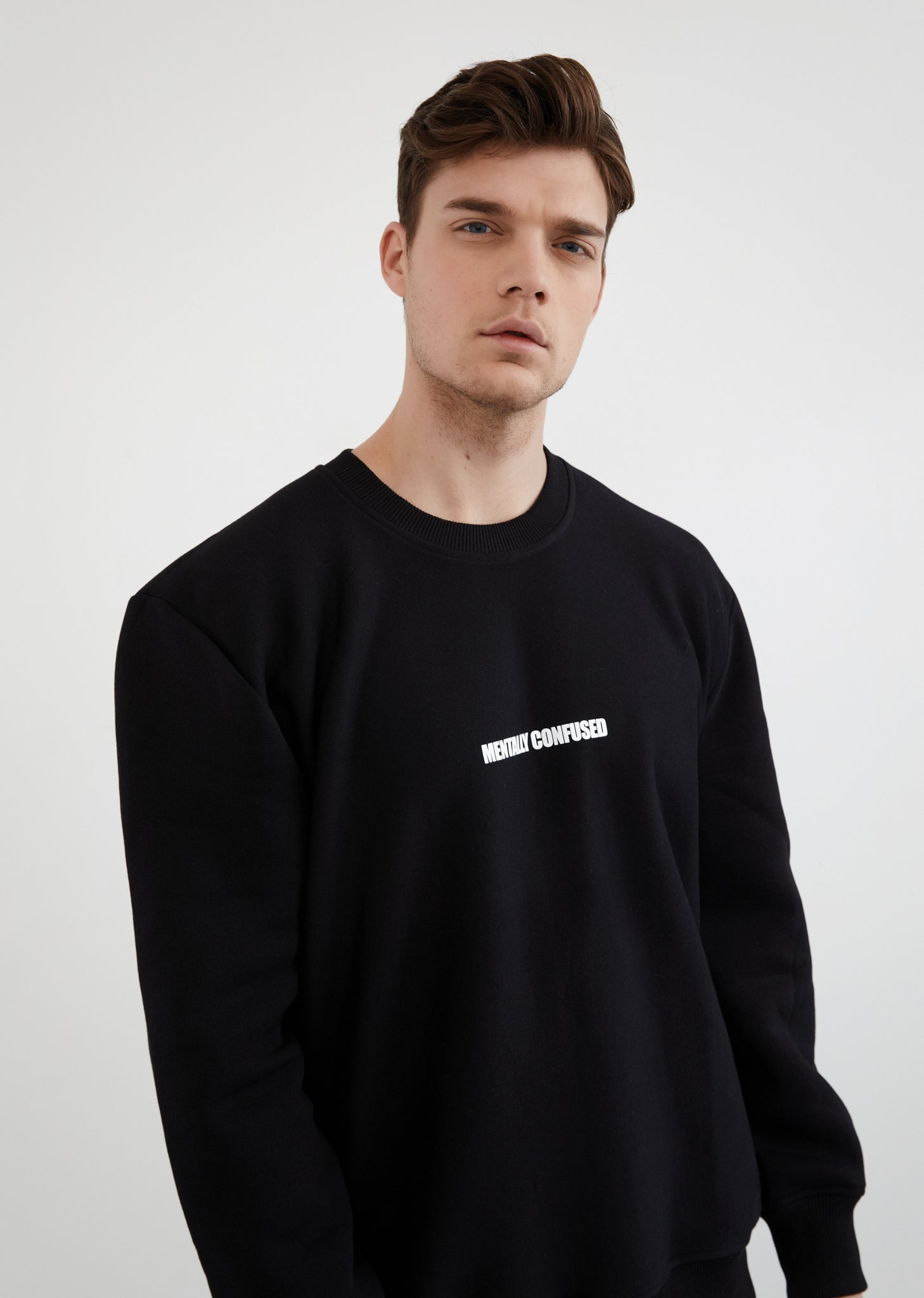 Mentally Confused / Unisex Sweatshirt