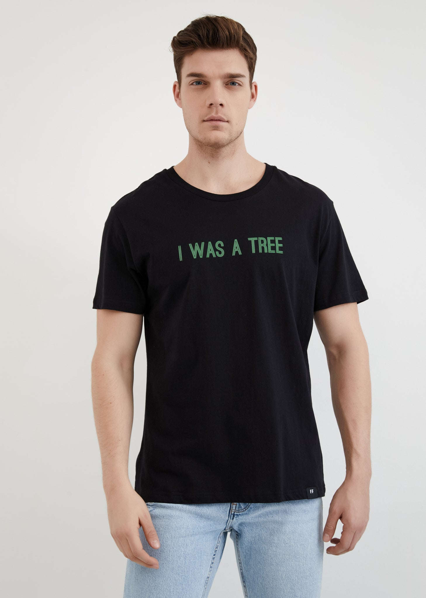 I Was a Tree / Unisex T-shirt