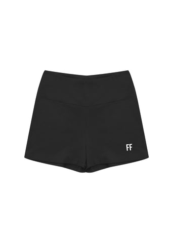 FF / High Waist Short Tight (black)