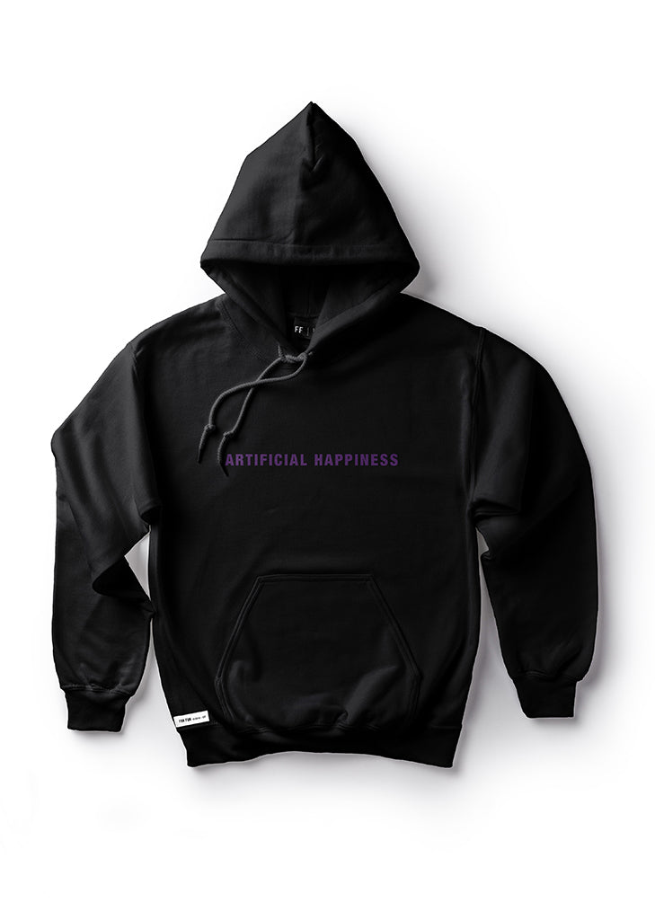 Artificial Happiness / Unisex Hoodie