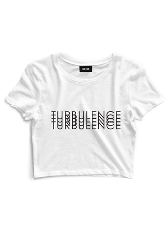Turbulence / Crop Top
