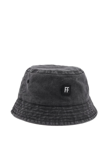 FF / Bucket Cap (Washed black)