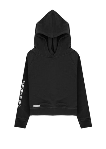 Second Chance / Crop Hoodie