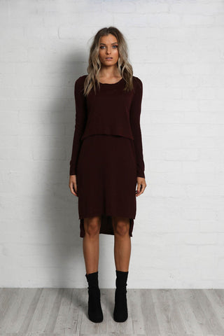 Hana Overlay Dress,Dresses - KassKo