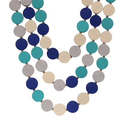 Brighton Triple Necklace - Multi