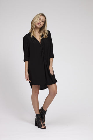 Sally Shirt Dress,Dresses - KassKo