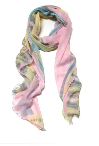 Pastel Tribe Scarf