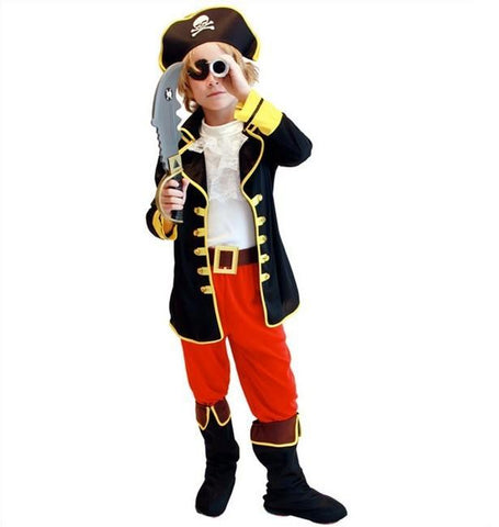 For Purim kids boys pirate costumes/cosplay costumes for boys/halloween cosplay costumes for kids/children cosplay Girl costumes-Shop for your Dreams