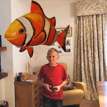 Funny Remote Control Inflatable Flying Fish-Kids-Shop for your Dreams