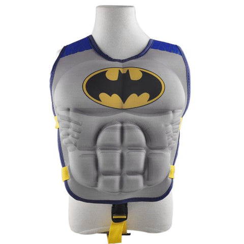 New kids life jacket vest Superman batman spiderman swimming boys-Life Jacket-Shop for your Dreams