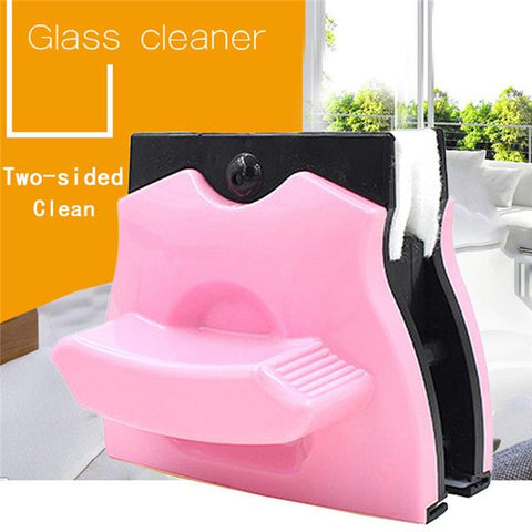 Magnetic Window Cleaner Double Side Glass Wiper